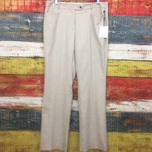 NWT Calvin Klein Modern Fit Dress Pants Size 8